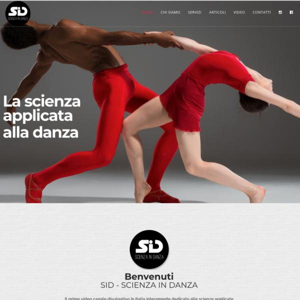 Scienza in Danza